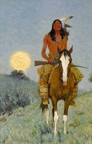 The Outlier Frederic Remington